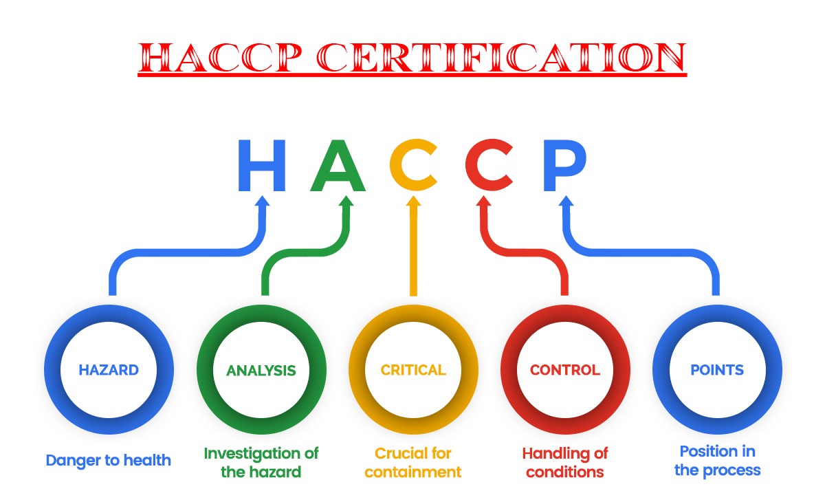 haccp certification in india